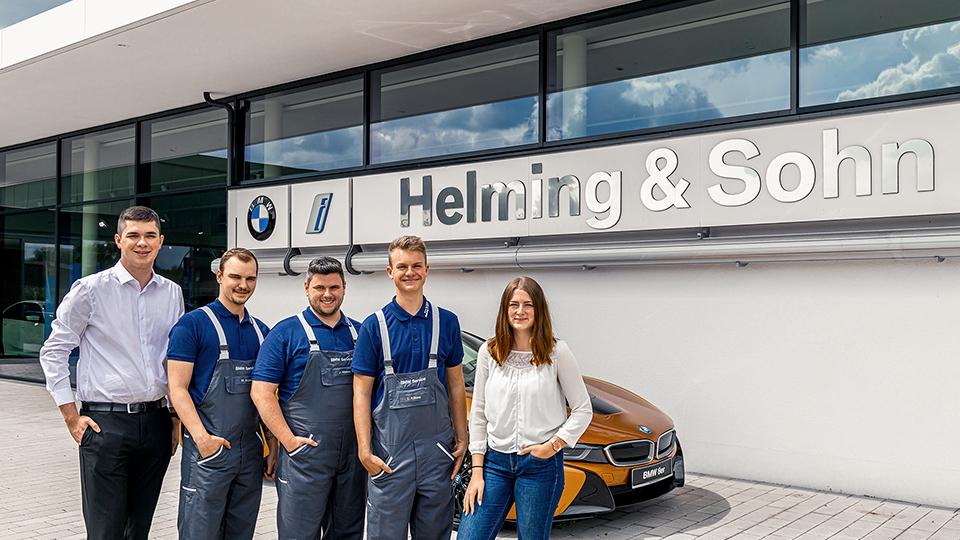 Unser Team von Helming & Sohn