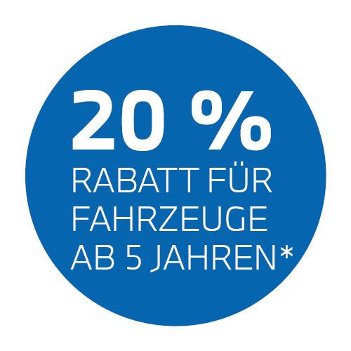 20% Service 5+ Vorteil für BMW & MINI
