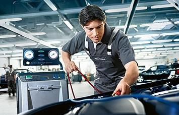 BMW Klima-Check
