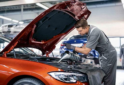 BMW Öl-Service