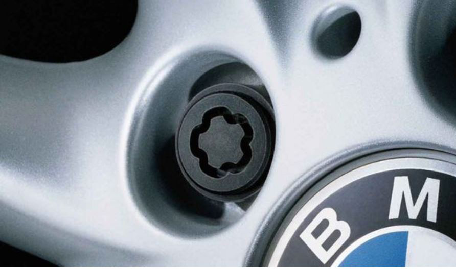 BMW Radschraubensicherung