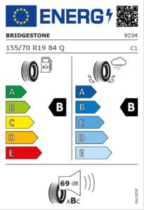 Reifenlabel i3